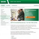DEVK-Immobilienfinanzierung